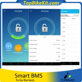Smart Bms Android App