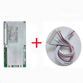 20S 35A/50A/75A Lithium Battery BMS Highly Intergrated With Common