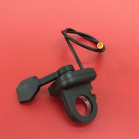 Ebike Throttle Wuxing 108X Thumb throttle with 3Pins Waterproof for Ebike