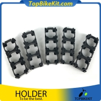 1 pcs 18650 battery cell holder with 3 holes