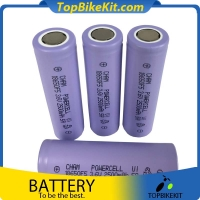 18650 2600mAh Lithium Ion Battery Cell