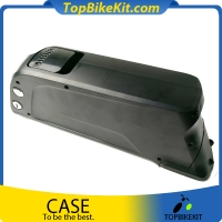 E-bike T9 battery pack case for 18650 cells