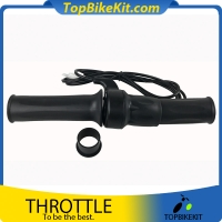 WuXing Left Handed Half Twist Throttle with left handle