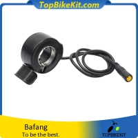 Electric Bicycle Right & Left thumb throttle for Bafang BBS01 BBS02 BBS03 central motor kits-130X