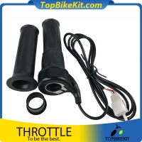 WuXing Half Twist Throttle with right handle for E-Bike