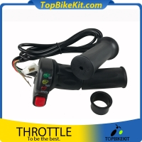 WuXing Half twist throttle with LED Voltage Level display