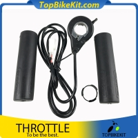 WuXing Thumb Throttle with handle for E-Bike