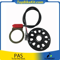 Five Poles PAS--Pulse Padel Assistant Sensor for Electric Bicycle