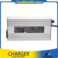 T240 Charger 240Watts Charger Alloy Shell Charger for LiFePo4 / Li-Ion / Lead Acid Battery