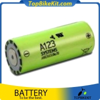 New A123 3.2V ARN26650M1b 2500mAh high drain 30C 70A Discharge battery high rate LiFePO4 battery