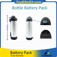 48V7.8AH Li-ion Bottle Battery 13S3P 18650 with Charger