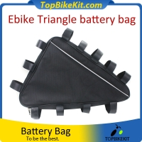 Triangle Battery Bag for ebike Li-ion and LiFeP04 battery 693