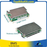 6S-20S 15-30A Lithium Ion Battery BMS System with Balancing