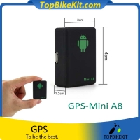 Mini A8 Vehicle tracker Protable GPRS Car GSM/GPRS Tracker GPRS Tracking Adapter