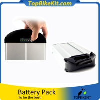 Dolphin 03 36V10.4AH Li-ion 18650 rack battery pack with Charger