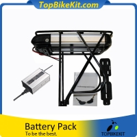 Dolphin 03 48V10.4AH Li-ion 18650 rack battery pack with Charger
