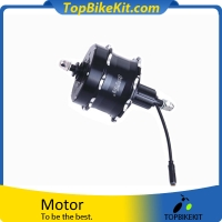 High torque 24V/36V250W Disc-brake rear motor with inner controller and speed sensor