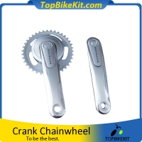 33T Chainwheel For Bicycles Crank 170mm