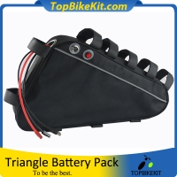 Triangle 52V26AH 18650 High Power Battery Pack with Charger and 5V USB Output