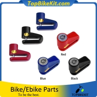 1Pcs Motorcycle Electric Bicycle Wheel Disc Brake Lock
