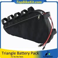 Triangle 36V18.2AH 18650 High Power Battery Pack with Charger and 5V USB Output