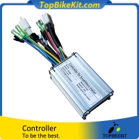 T-06S 24V/36V250W Torque Simulation Sine Wave Brushless Controller for Ebike