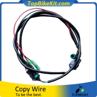 Copy Wire with 3Pins Waterproof Connector