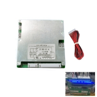 20S Lithium/LiFeP04 BMS 30-50A with Balance Full Charge Light