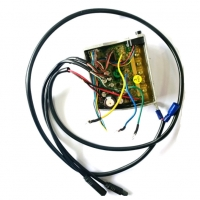 TSDZ2 Electric Bicycle Central Mid Motor Controller for 36V/48V TSDZ2 Mid Motor Replacement