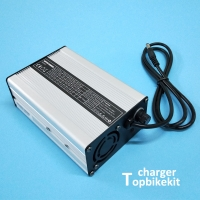 T120 Charger 120Watts Charger Alloy Shell Charger for LiFePo4 / Li-Ion / Lead Acid Battery