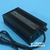 T180 Charger 180Watts Charger Alloy Shell Charger for LiFePo4 / Li-Ion / Lead Acid Battery