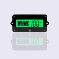 DC 8-80V 100A Battery Coulometer TY02 Battery Tester for LiFeP04/Lithium/ Lead acid battery