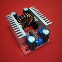 400W DC-DC Step-up Boost Converter 8.5-50V to 10-60V 15A Constant Current Power Supply Module LED Driver