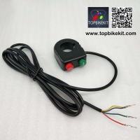 Horn Speaker switch and headlight button for ebike
