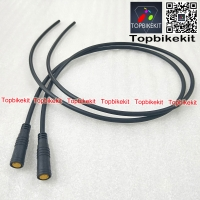 Bafang throttle extend cable 3holes waterpoof cablefor bafang throttle length 55cm Higo