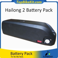 Hailong1-2 Battery 48V16AH Panasonic BD-18650 Li-ion Battery Pack for Ebike
