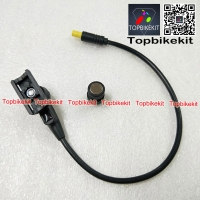 Speed sensor for TSDZ2 electric bicycle central mid motor