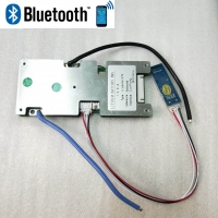13S/14S Li-ion Smart Buletooth BMS 30-60A with Bluetooth Android /IOS APP UART or 485 communication