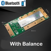 4S LiFePo4/Li-ion Smart Buletooth BMS 100A-150A with Bluetooth Android /IOS APP UART communication