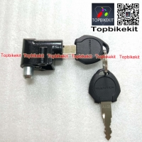 Polly Battery case Lock and Key