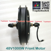 Ebike T11 Front Motor 48V1000W High power Direct Drive Motor