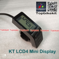 KT-LCD4 24V/36V/48V LCD Meter Display