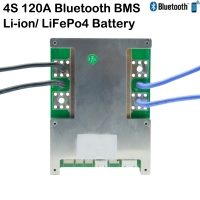 3S 60A-120A Li-ion BMS with Bluetooth Android /IOS APP UART or 485 communication