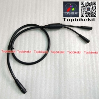 1-2 extend cable ebike waterproof cable 60cm for meter and throttle